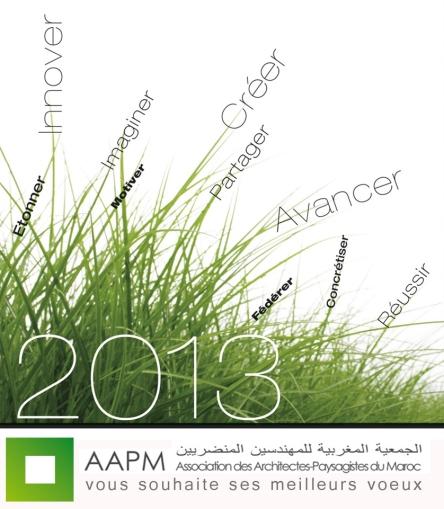 Carte AAPM 2013