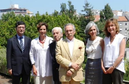 IFLA President Desiree Martinez & Gonçalo Ribeiro Telles